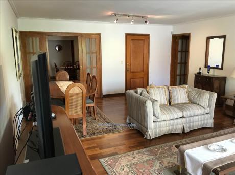 Punta Carretas Apartamento 4 Dormitorios Garage P/2 Coches