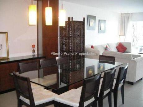 Apartamento Con Todos Los Amenities En Playa Brava
