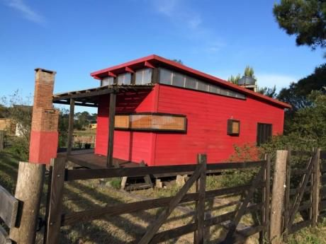 Casa Para Alquilar O Comprar  En Punta Del Diablo.