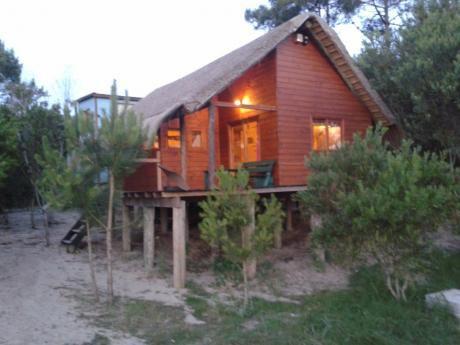 Cabañas Punta Del Diablo... Alquiler!