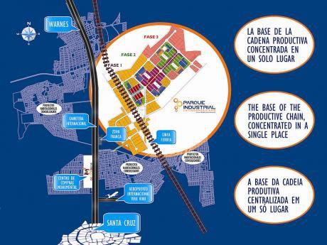 1750 M2 Parque Industrial  Latinoamericano