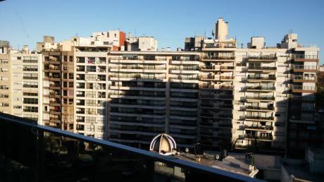 Piso Alto, Vista Despejada, 170 Metros  Con 2 Terrazas Y Parrillero