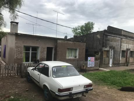 Nueva Palmira- Linda Casa De 2 Dormitorios, 470 M2 Terreno