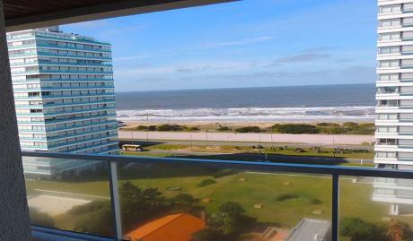 Departamento A Estrenar En Edificio Vista Brava. Hermosa Vista Al Mar !!!