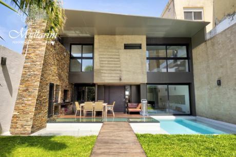 Casa Estudio Haus - 3 Dormitorios En Suite Punta Carretas - única!