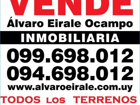 # Terreno 7.000 M2* Prado Frente X 3 Calles Zona Vis