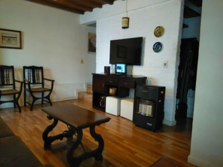 Hermosa P.h Dos Dormitorios En Cordón Sur
