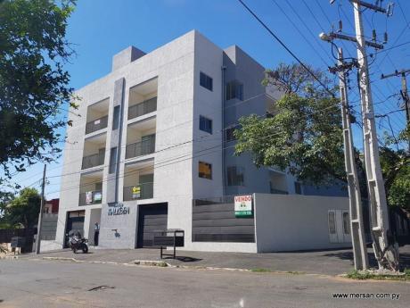 (545) Departamentos De 2 Dormitorios En Edif. Kallsen - Barrio Vista Alegre