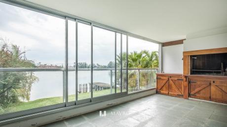 2 Dormitorios + Estudio – Excepcional Vista Al Lago