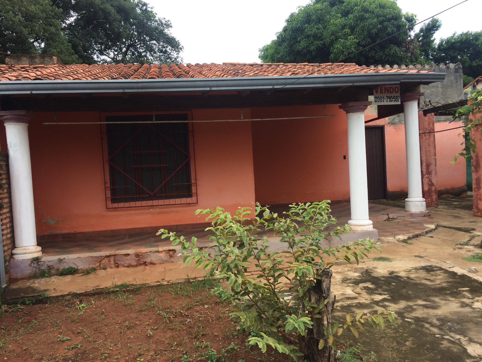 Vendo Casa Sobre Asfalto En Callei San Lorenzo