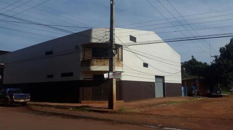 Alquilo Deposito En Ciudad Del Este Km 7 Ciudad Nueva Mm21