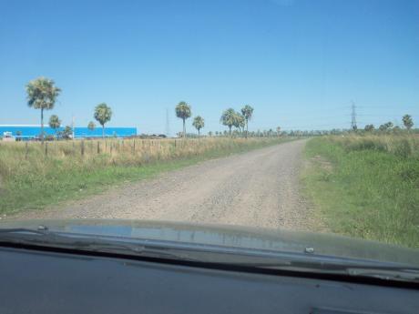 Vendo Chaco Villa Hayes 24.5 Has Propiedad Industrial