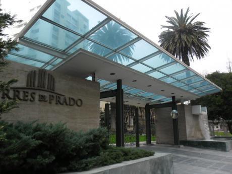 Excelente Monoambiente En Torres Del Prado