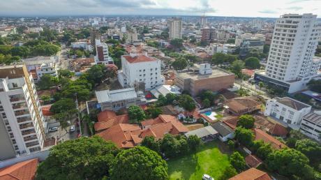 Avenida Las Americas Calle Diego De Mendoza