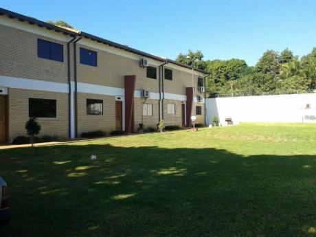 Alquilo!!! Duplex En Pequeño Condominio (centro De Luque)