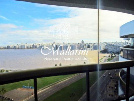 Apartamento 3 Dorm + Servicio Completo Colina De Oro Rambla Pocitos