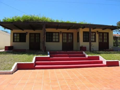 Topos 5- Complejo De Apartamentos En El Centro De La Paloma