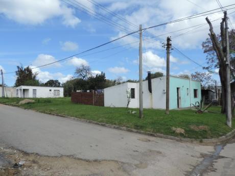 Dos Casas En El Mismo Padrón