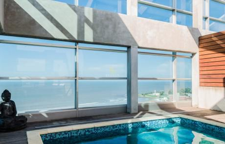 Penthouse En Diamantis Con Parrillero Y Piscina De Uso Exclusivo