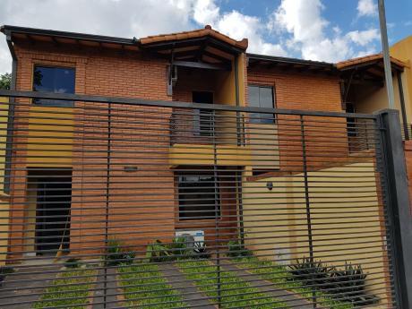 Vendo Duplex A Estrenar En Fdo. De La Mora Zona Norte