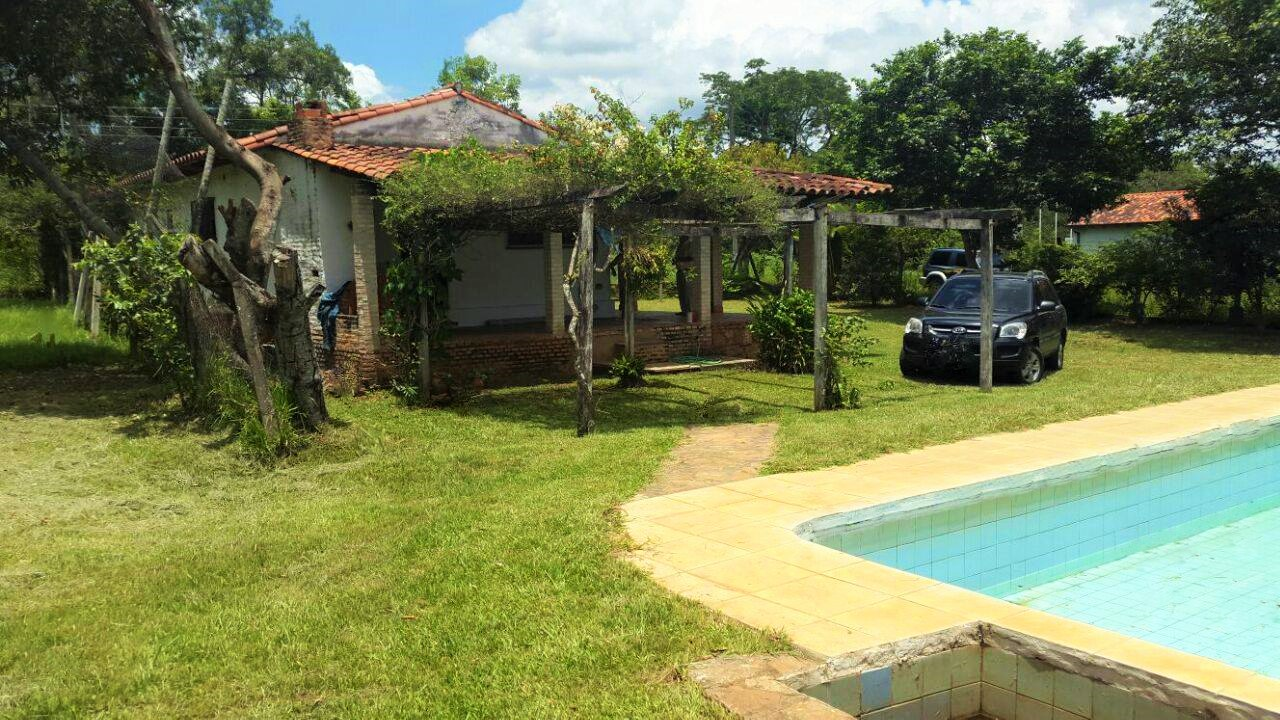 Se Vende Casa Quinta De 2.070 M2. En Areguá, Cerca De Granja MI Retiro