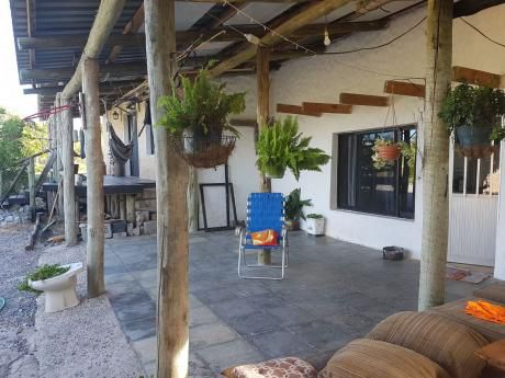 Linda Casa Estilo Campo De 2 Dorm + Apart.al Fondo
