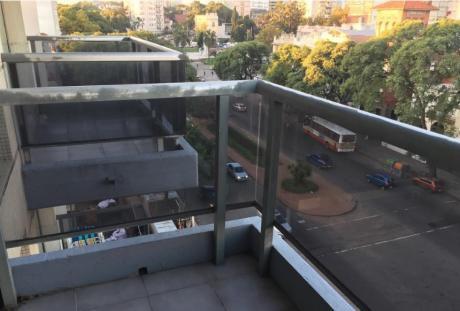 Apto 1 Dormitorio Br Artigas Proximo Pza Varela