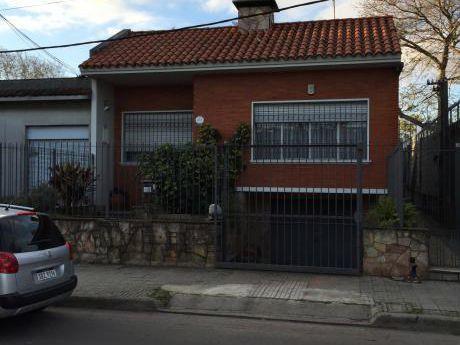 Casa 2 Dorm Garage Y Parrillero