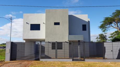 Vendo Casa A Estrenar En Minga Guazú