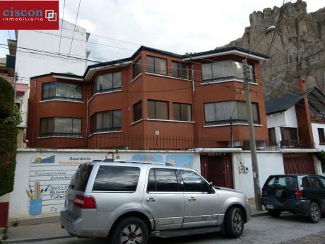 Casa En Alquiler Para Oficinas - La Paz