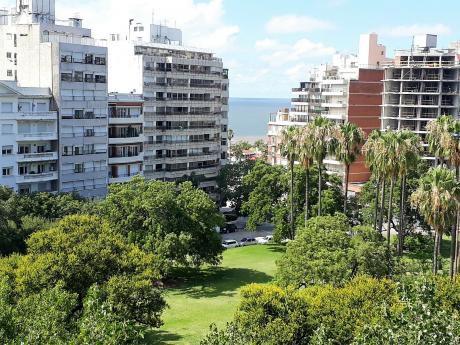 Oportunidad!! Piso Alto Villa Biarritz 3 Dormitorios, Servicio, Losa. Garaje
