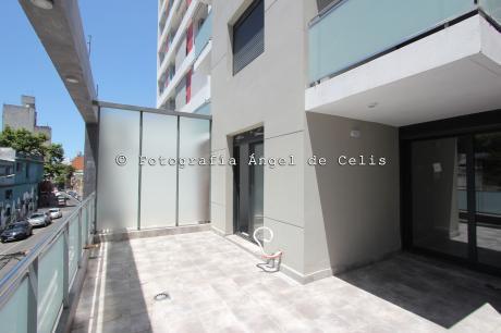 Apartamentos De 1 Dormitorio, Con Terraza. Excepcional Calidad.