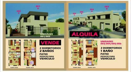 Duplex A Estrenar A Metros De Camino Carrasco. Patio. Cochera.