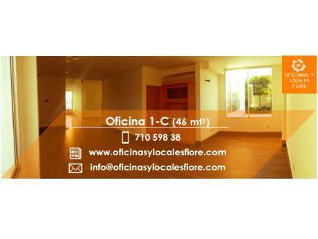Alquiler De Oficina Nº 1-C (edificio Fiore) - Calle Batallon Colorados S/n