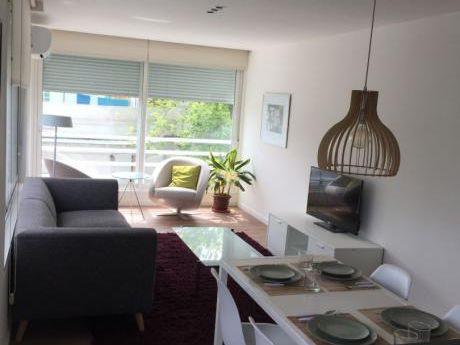 Apartamento 1 Dormitorio Punta Carretas A Estrenar