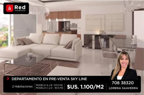 Les Presentamos Sky Line, Pre Ventas !!