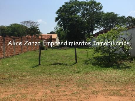 Vendo Terreno En Luque En Cul De Sac - Zona Hotel Baoubon