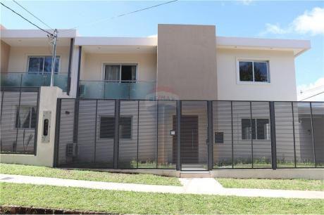 Alquilo Amplio Y Moderno Duplex En Barrio Los Laureles