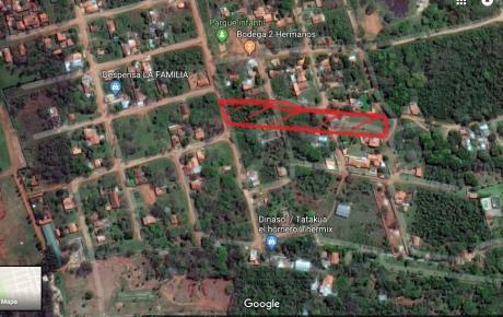 Vendo Importante Terreno En Luque Zona Los Jardines 9.807 M2