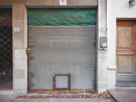 Garaje O Cocheras En Centro