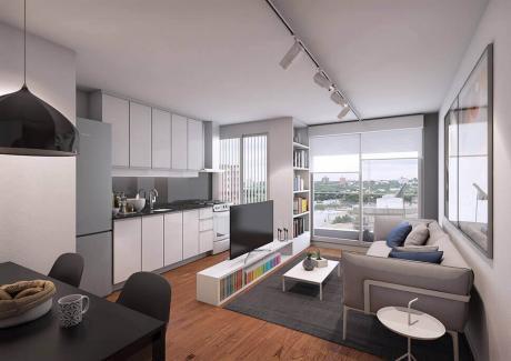 Apto. 1 Dormitorio + Gje   Bloc C