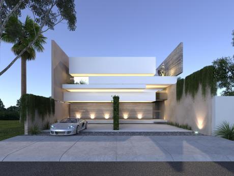 Barrio Herrera, A Cinco Cuadras De La Av. Mcal. Lopez, Duplex Minimalista.