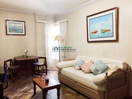 Precioso Apartamento De 1 Dormitorio - Cordon