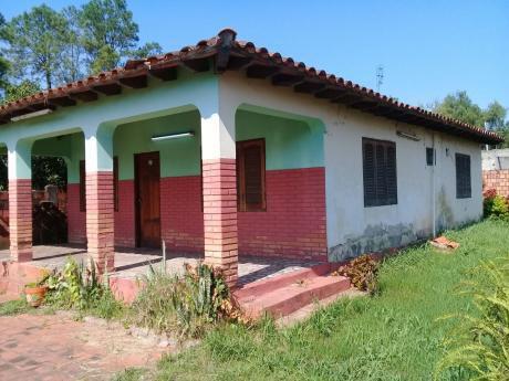 Vendo Casa En ñemby A 3 Cuadras De Acceso Sur