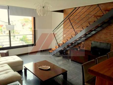 Apartamento Amoblado Alquiler Diamantis Plaza - Malvín