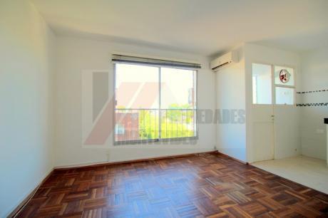 Apartamento Alquiler 1 Dormitorio Con Hermosa Vista - Malvin