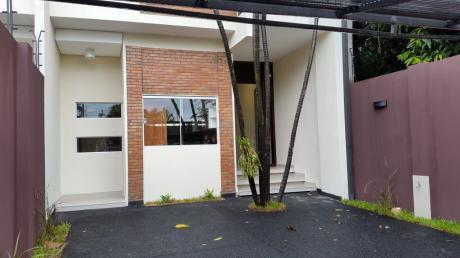 Alquilo Duplex En Luque Zona Conmebol