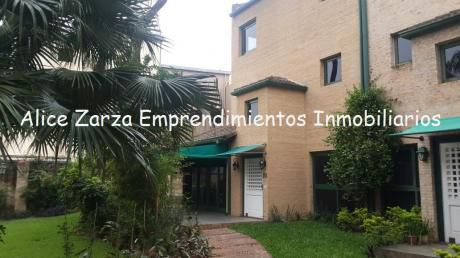 Alquilo Casa De 3 Niveles En Barrio Cerrado BotÁnica II