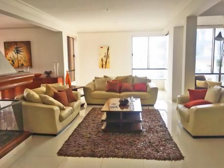 Hermoso, Exclusivo Y Completo Penthouse