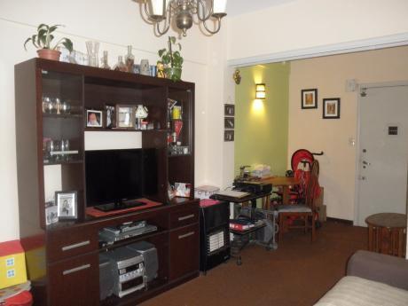 Apartamento, 1 Dormitorio, 1 Baño Parque Rodó, Para Entrar!!